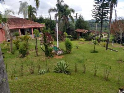 Chácara Para Venda Em Piedade, Sarapuí Dos Godinho - Águas Do Sarapuí, 3 Dormitórios, 2 Suítes, 1 Banheiro, 10 Vagas - In034it