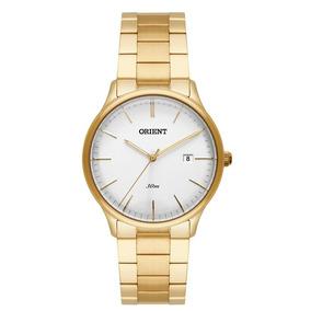 Relógio Orient Feminino Ref: Fgss1144 S1kx Hardlex Dourado
