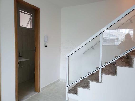 Casa De Condomínio Com 2 Dorms, Vila Belmiro, Santos - R$ 400 Mil, Cod: 14337 - V14337
