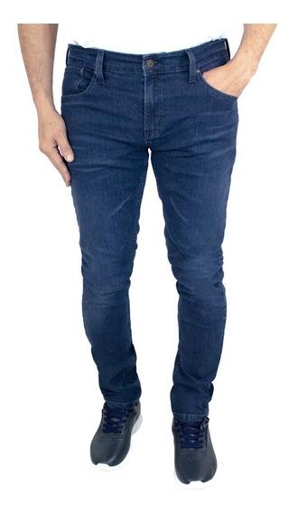 Jeans Breton De Mezclilla Skinny Fit. Estilo Bjm036
