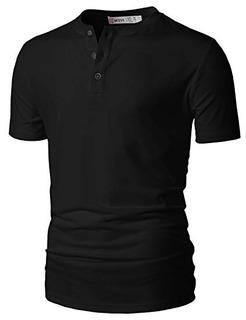 H2h - Camiseta De Manga Corta Para Hombre, Estilo Casual