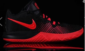 Tenis Nike Kyrie Black And Red Casual Basquetball