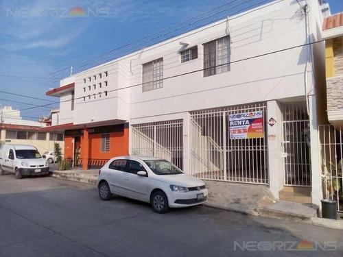 Renta De Departamento Amueblado En Col. Los Pinos, Tampico