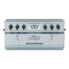 Pedal Rocktron Silver Dreagon