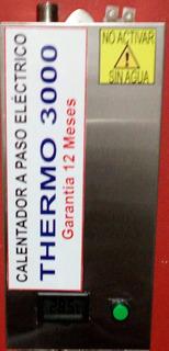 Calentadores A Paso Eléctrico Monofasicos Bifasicos 110 Vol