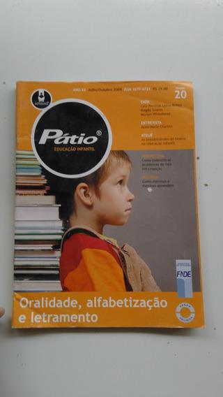 2 (duas) Revistas - Pátio Educação Infantil