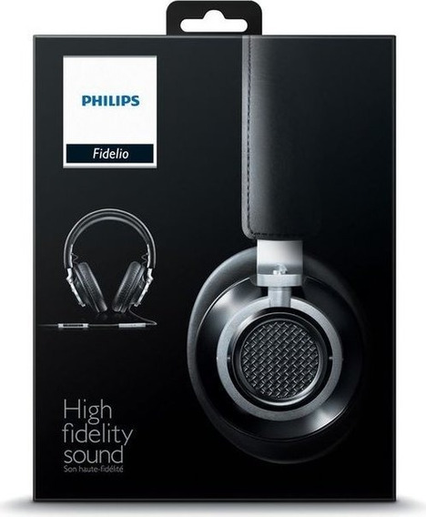 Fone De Ouvido Philips Fidelio L1 Headphone