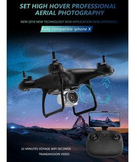 Utoghter 69601 720 P Cmara Wifi Fpv Drone Control De Voz