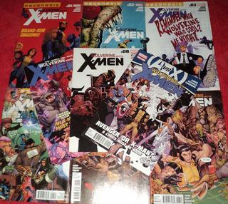 Wolverine And The X-men #1-24. Marvel. En Ingles.