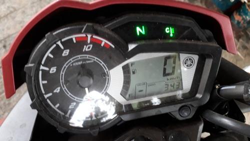 Moto Fazer Ys150 Sed