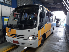 Micro Ônibus Mascarello Vw 9150 2009 2010 23l 2p Aurovel