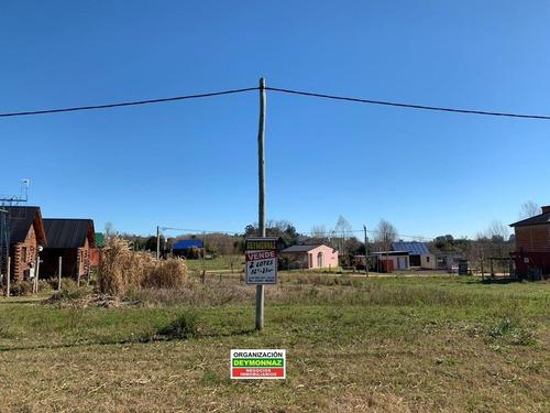 Imagen 1 de 8 de Terrenos En Venta Termas San José