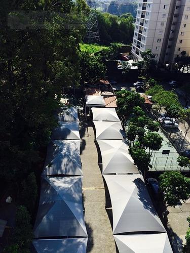 Imagem 1 de 8 de Apartamento Para Venda, 3 Dormitórios, City América - São Paulo - 2318