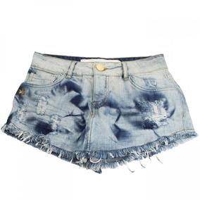 Shorts Saia Feminino Osmoze New Angie Jeans 272.1.20010