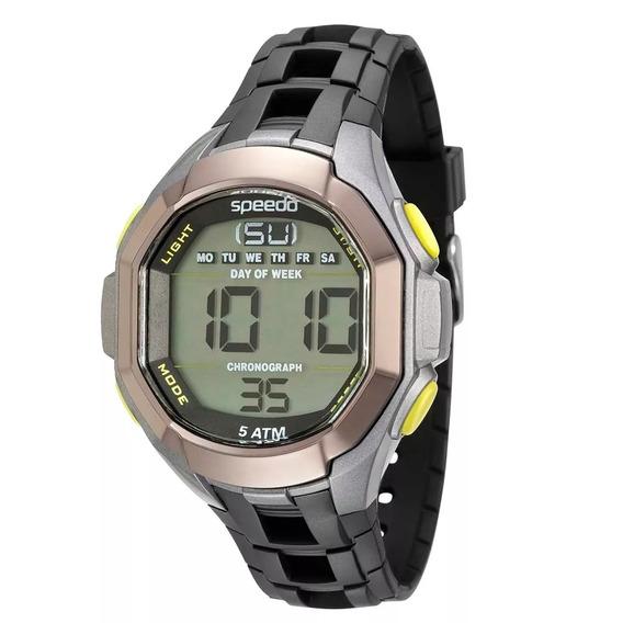 Relógio Speedo Masculino Digital 81106g0evnp2
