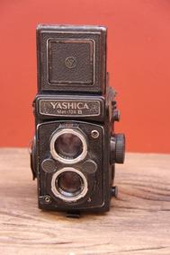 Camera Yachica Mat 124 B - Coleção