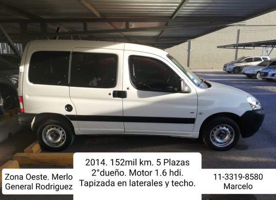 Peugeot Partner Hdi 5 Plazas. Permuta 4x4