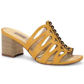 a2a4026f4f Tamanco Dakota Amarelo Salto Grosso - Sapatos no Mercado Livre Brasil