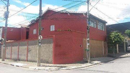 Imagem 1 de 15 de Casa Sobrado Em Jardim Popular  -  São Paulo - 134