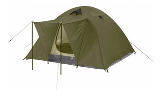 Carpa 4 Personas C-outdoors Texel Camping Carpa Familiar