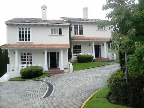 Venta Casa En Condominio Prolong Hidalgo, Cuajimalpa A Estrenar