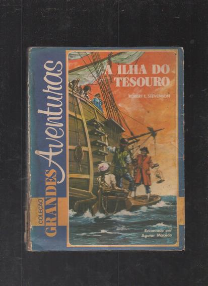Livro A Ilha Do Tesouro- Robert Louis Stevenson