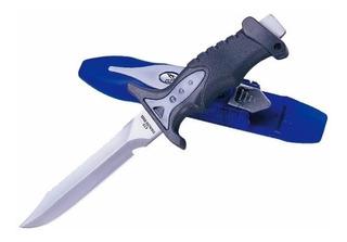 Cuchillo Ist K-02 Acero Inoxidable 420 Buceo Pesca Apnea