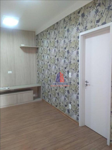 Apartamento Com 3 Dormitórios À Venda, 70 M² Por R$ 350.000,00 - Centro - Americana/sp - Ap0526