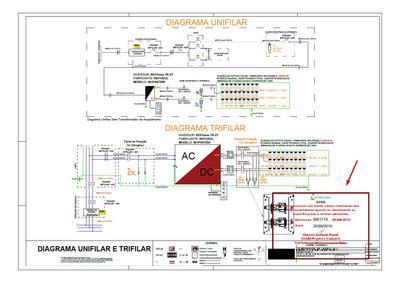 Projeto Fotovoltaico + Art Do Projeto De 1 A 130kwp