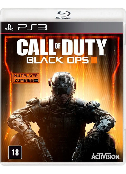 Call Of Duty Black Ops 3 - Playstation 3 - S. G.