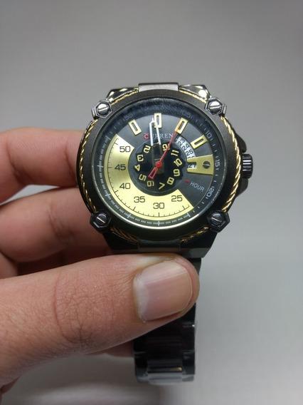 Relógio Curren 8345 Pronta Entrega