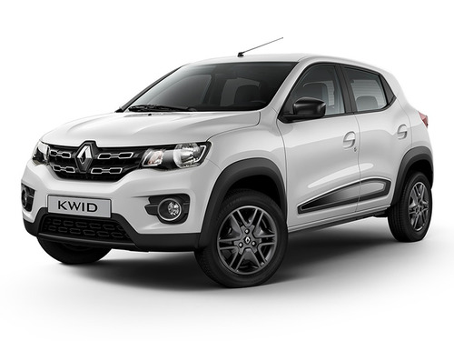 Renault Kwid Intens 2021 0km Blanco Contado Financiado Auto