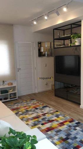 Sobrado Condomínio. ,02 Dormitórios À Venda, 67 M² Por R$ 529.000 - Vila São Pedro - São Paulo/sp - So0526