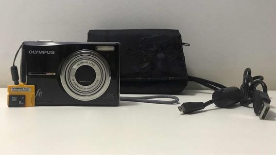 Câmera Digital Olympus Fe-46