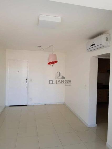 Apartamento Com 2 Dormitórios À Venda, 65 M² Por R$ 350.000,00 - Jardim Proença - Campinas/sp - Ap18119