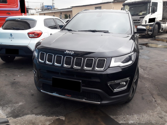 Jeep Compass - Ano 2017 - Oportunidade !!!