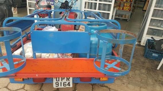 Triciclo Para Gás, Água E Compras. Honda Cargo 150cc.
