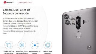 Huawei Mate 9 Nuevo Super Celular