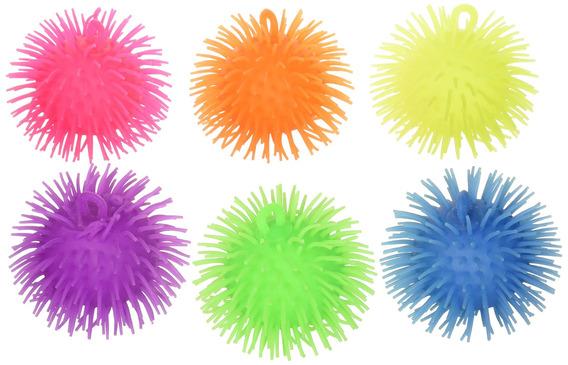 Bolas Puffer De Rhode Island Novelty., Multi Color