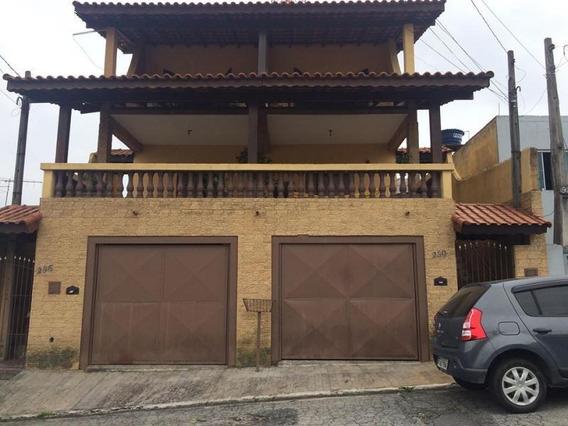 Casa Para Venda Em Mogi Das Cruzes, Vila Lavínia, 4 Dormitórios, 4 Banheiros, 2 Vagas - 1519_2-706446