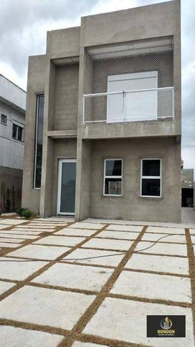 Casa Com 4 Dormitórios À Venda, 250 M² Por R$ 1.100.000,00 - Jardim Guacyra - Itanhaém/sp - Ca1429