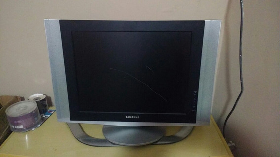 Monitor Tv Lcd Samsung Le20s51bp Hungria Ntsc J Scart Vga Ok