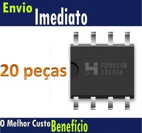 Kit 20 Peças Fd9515b Fd9515 Fd 9515 Original Ci Reg Tuner