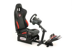 Cockpit Winseats Gt Red Semi Novo