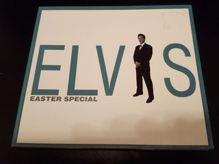 Elvis Presley - Easter Special Ftd Cd