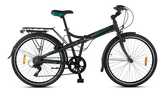 Bicicleta Plegable Folding Aurorita F26 *ahora 12 Y 18*