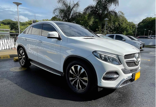 Mercedes-benz Clase Gle 2018 3.0 Coupe 4matic