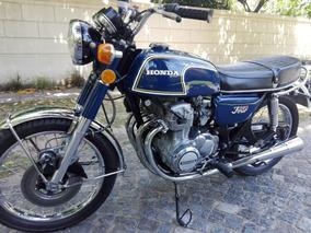Honda Cb 350 Four Año 1971