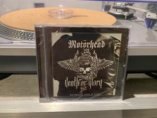 Motorhead - Death Or Glory - Cd Importado