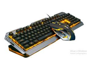 Kit Teclado E Mouse V1 Gamedias